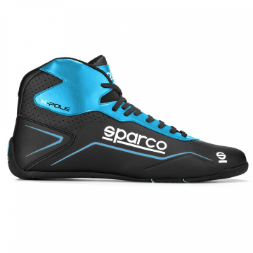 SPARCO K POLE BLACK/TURQUOISE